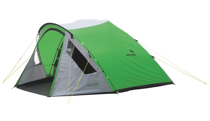 Easy Camp Techno 500 tent groen